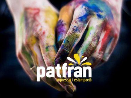 Patfran impressió i estampació